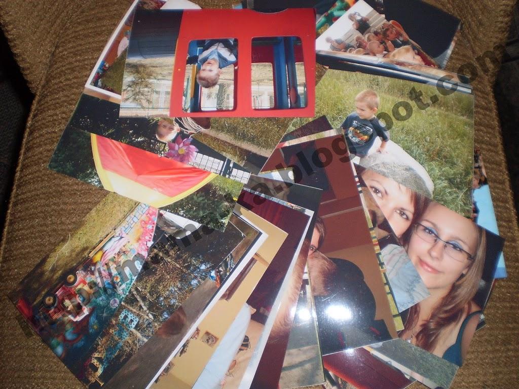 zdjęcia z drukarki