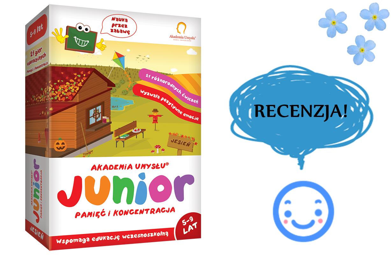 akademia umysłu junior - jesień