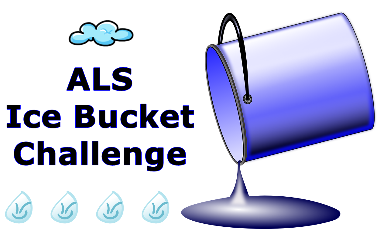 ALS Ice Bucket Challenge - Front Domowy