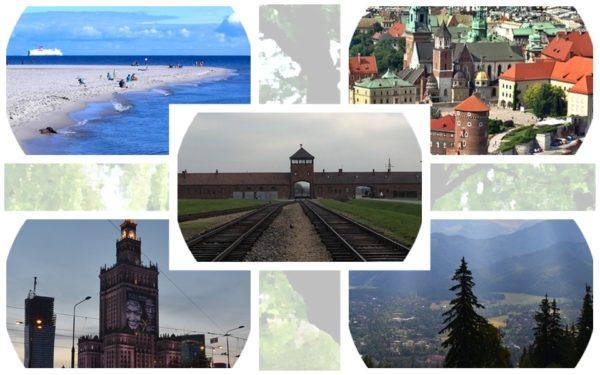 5 miejsc w Polsce, które zawsze chciałam odwiedzić