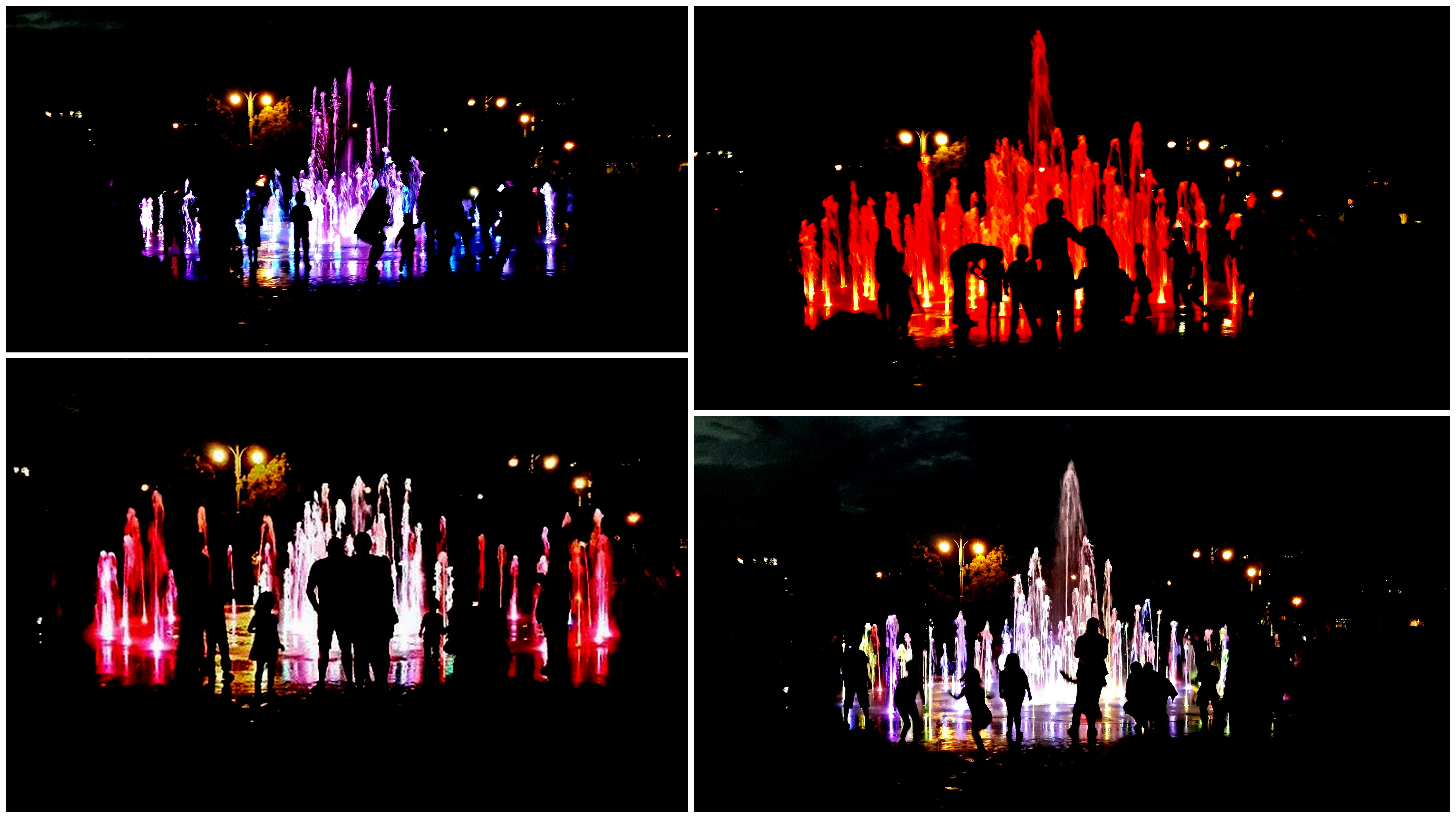 fontanna cosmopolis w Toruniu