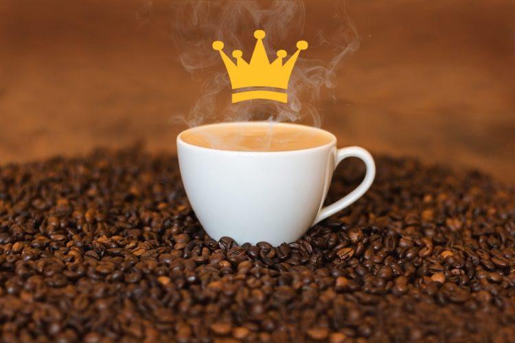 jej wysokość kawa