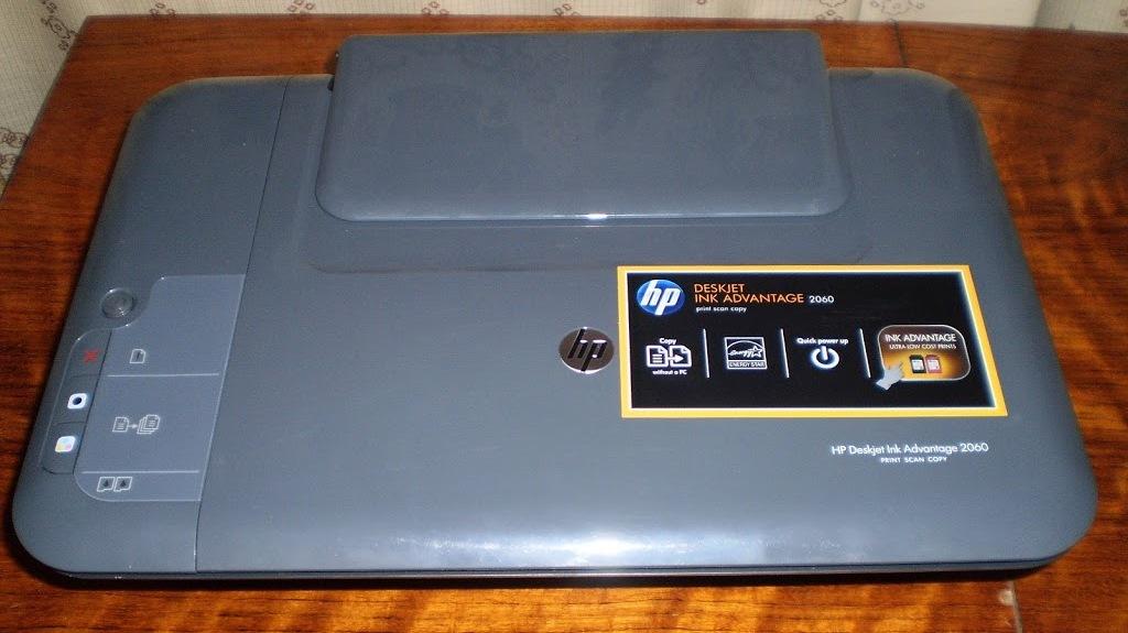 HP Deskjet Ink Adv 2060 K110