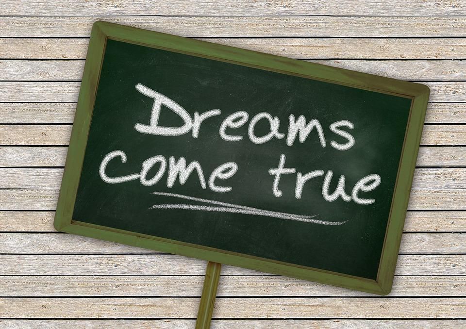 marzenia się spełnia