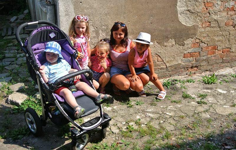 Dzieciaki i ciotka Nina :)