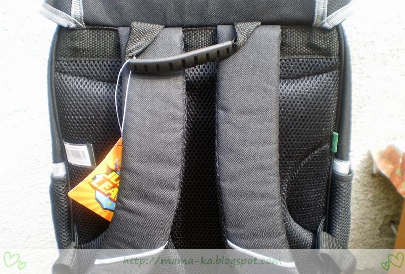 idealny plecak