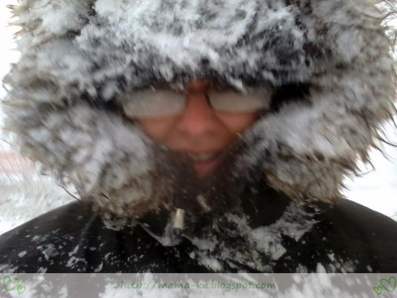 Zima Yeti atakuje