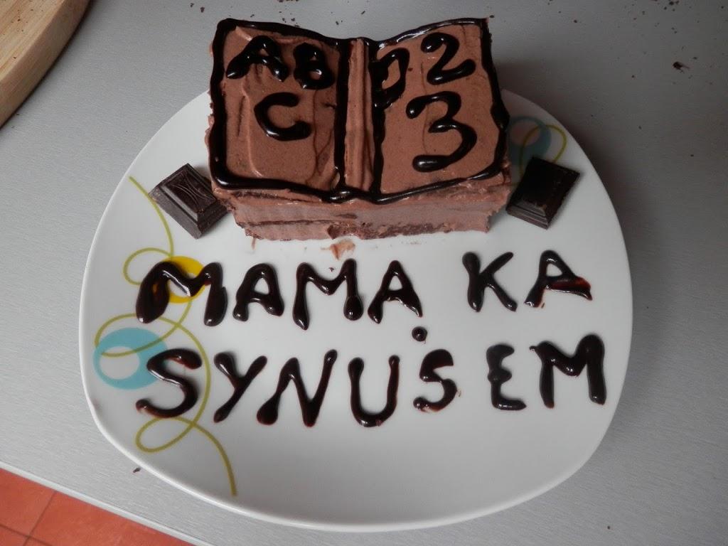 Lubię murzynka. Lubię czekoladę. Lubię, kiedy ktoś robi coś z myślą o nas! :)