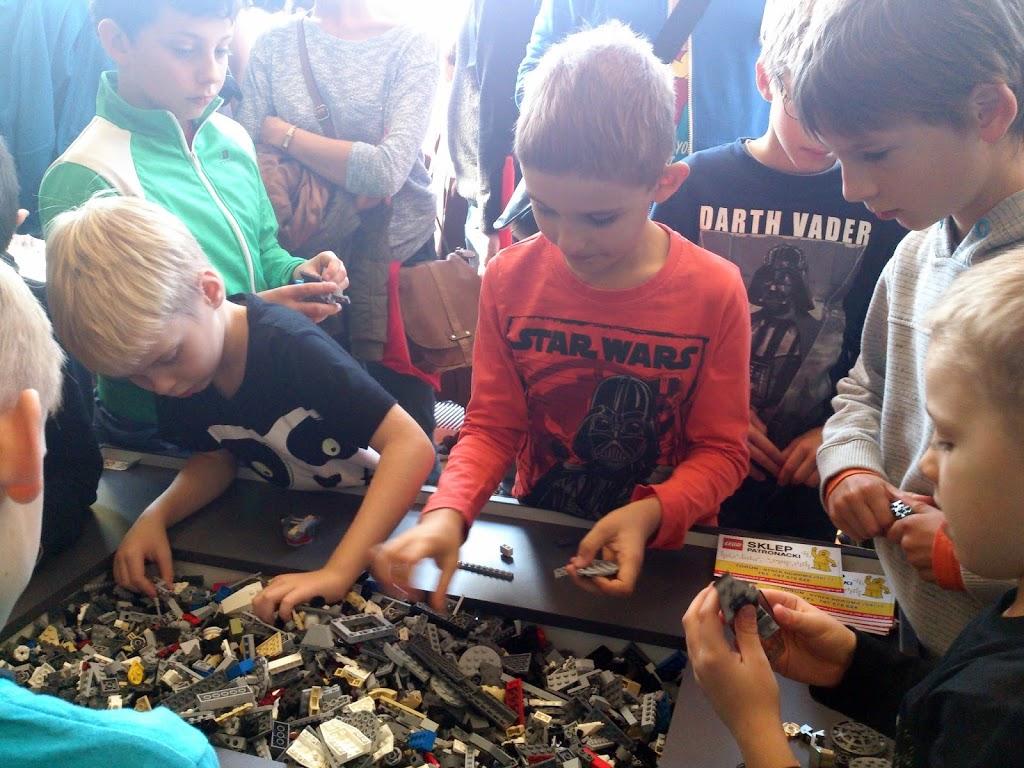 Lego... dużooo Lego :)