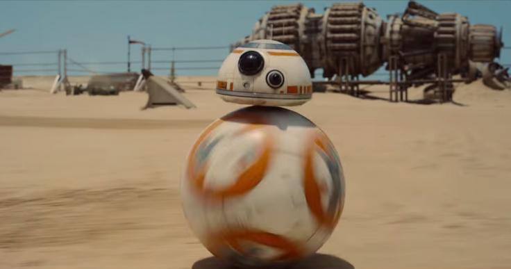 BB-8 gwiezdne wojny