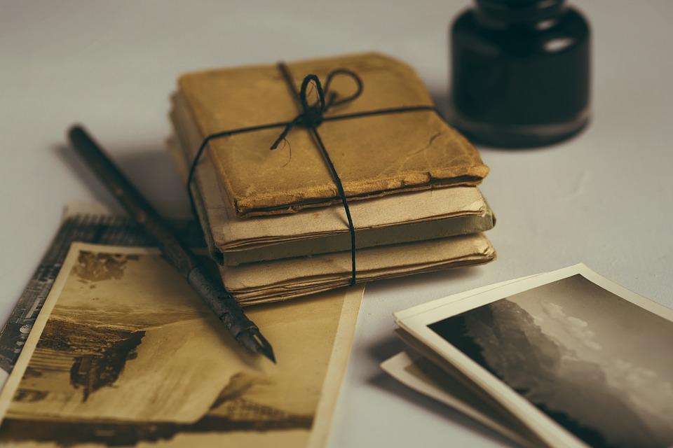 list do przeszłości