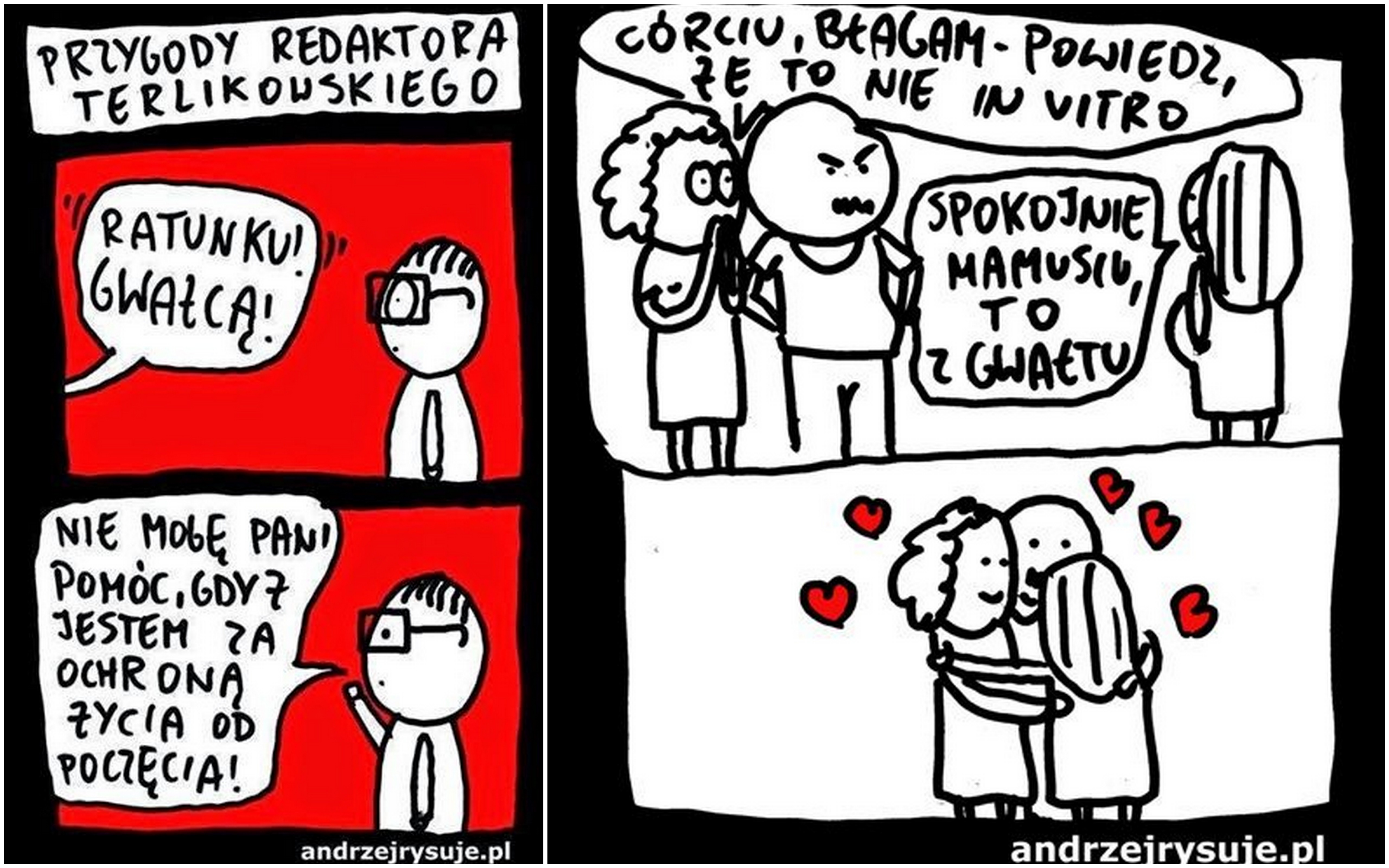 andrzejrysuje.pl