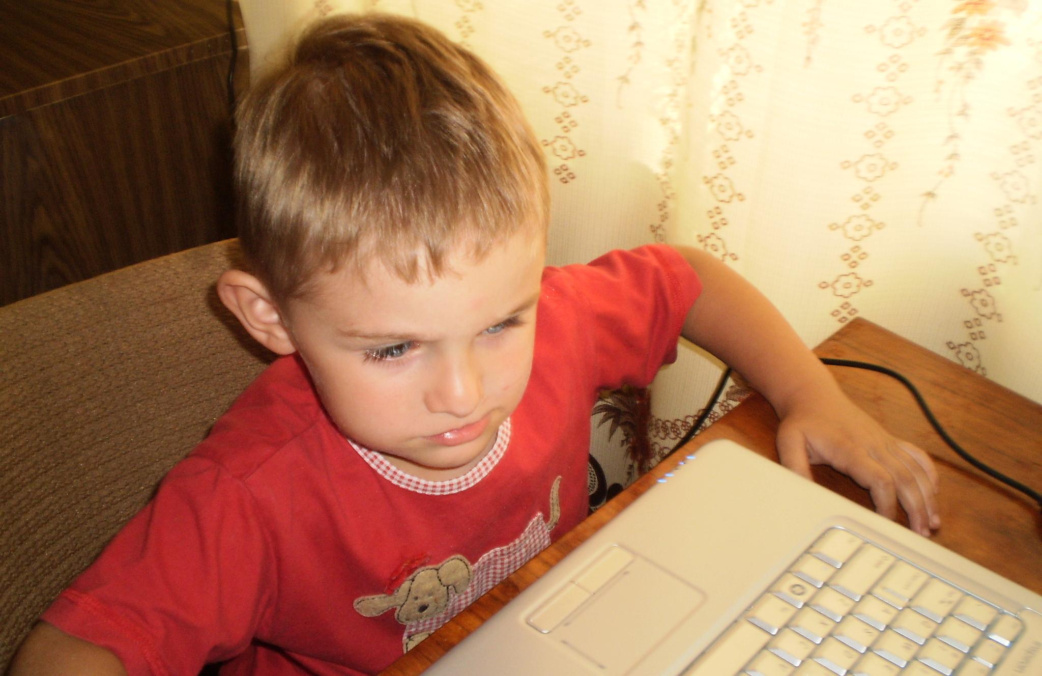 Trudne początki blogowania :)