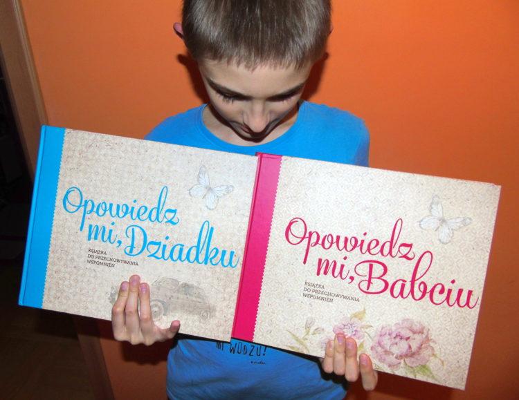 Pomysł na prezent z okazji Dnia Babci i Dnia Dziadka