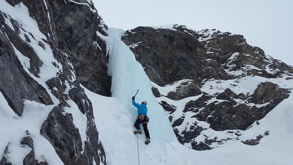 Zdobywanie gór jest tworzeniem siebie