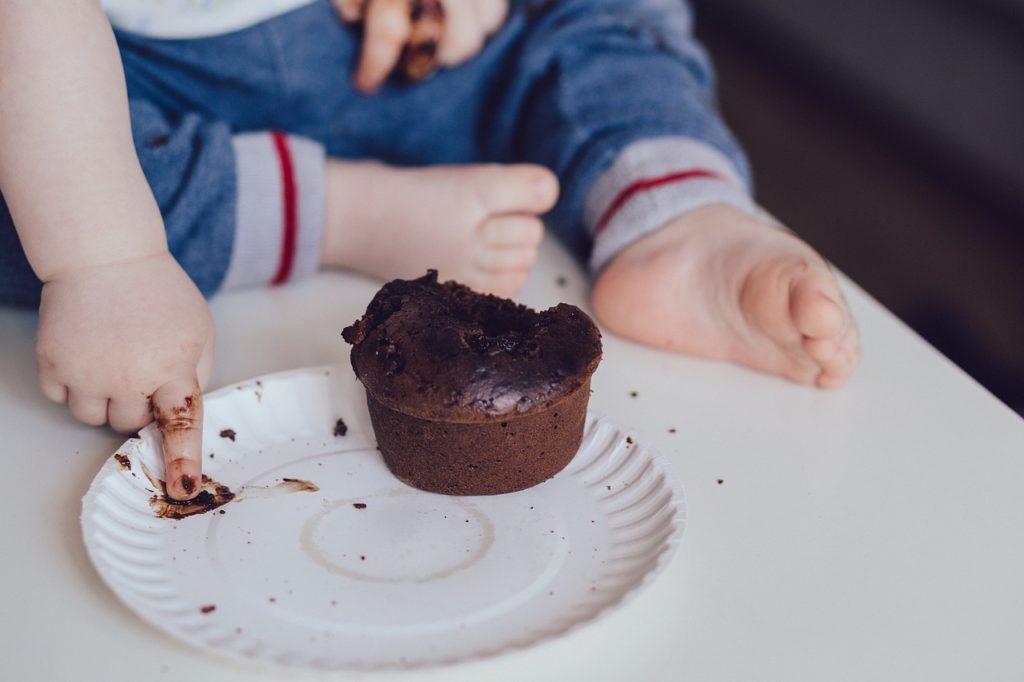 dla dziecka czekolada