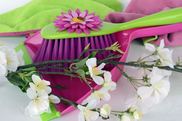 5 rzeczy, bez których nie wyobrażam sobie sprzątania