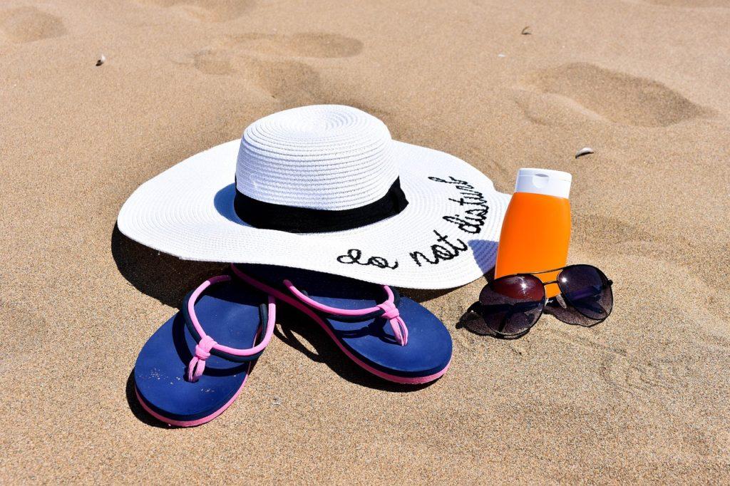 plażowy niezbędnik