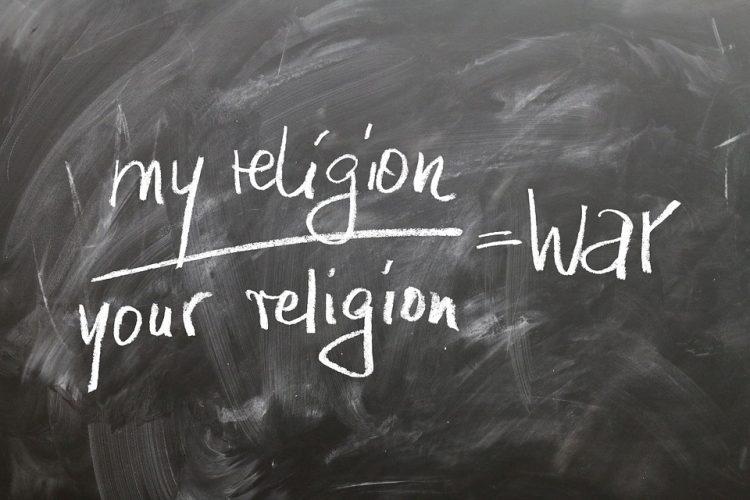 w religii najgorszy jest fanatyzm
