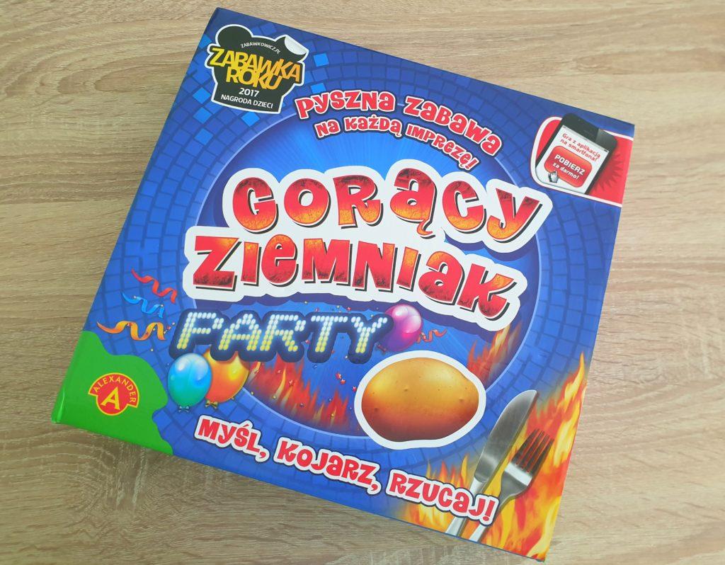 gorący ziemniak party