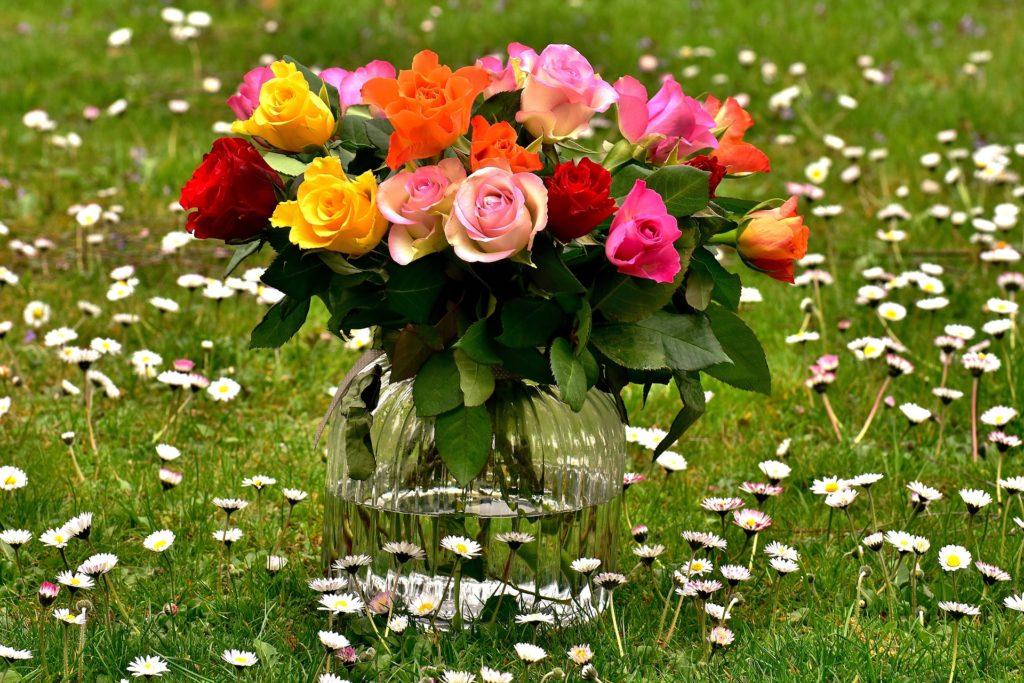róże symbolika